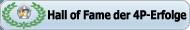Hall of Fame der 4P-Erfolge