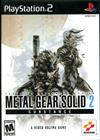 Metal Gear Solid 2 Substance (PS2)