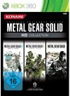 Metal Gear Solid: HD Collection (360)