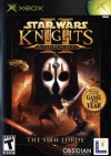 Star Wars: Knights of the Old Republic 2 - The Sith Lords (Xbox)
