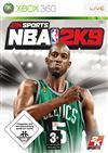 NBA 2K9 (360)