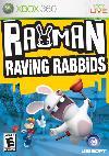 Rayman Raving Rabbids (360)