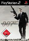 James Bond 007: Ein Quantum Trost (PS2)