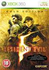 Resident Evil 5 Gold Edition (360)