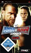 WWE SmackDown! vs. Raw 2009 (PSP)