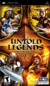 Untold Legends: Brotherhood of the Blade (PSP)