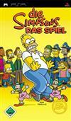 Die Simpsons - Das Spiel (PSP)